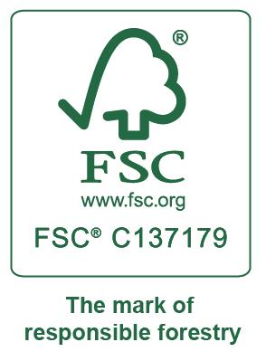 bao bì dạt chuẩn FSC