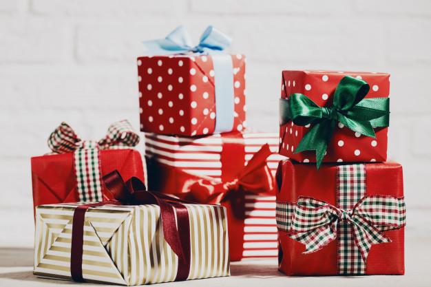 3 mẫu hộp giấy quà tặng Giáng Sinh độc đáo không thể bỏ qua