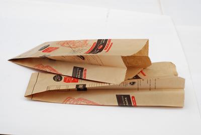 túi giấy đáy dẹt