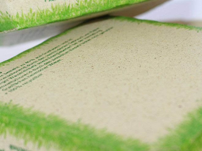 Giấy làm từ cỏ