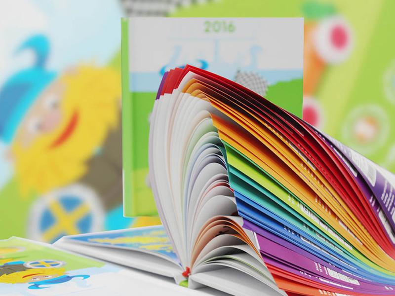 bao bì sản phẩm sách in Khang Thành
