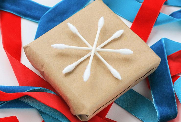 hộp giấy quà tặng Giáng Sinh