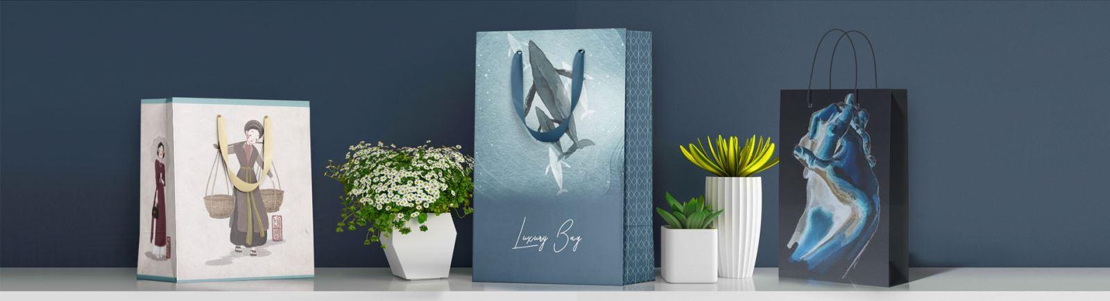 premium gift paper bag manufacturer