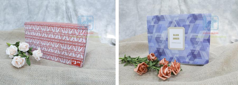 hộp quà tặng hộp cao cấp hộp cứng Khang Thành
