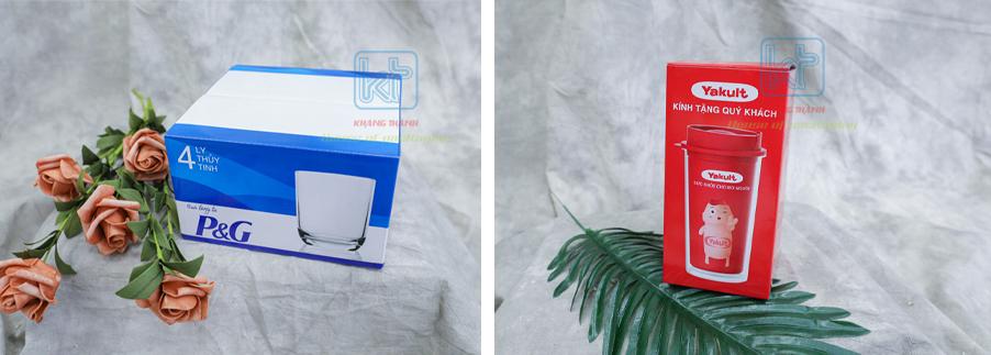 hộp giấy Khang Thành