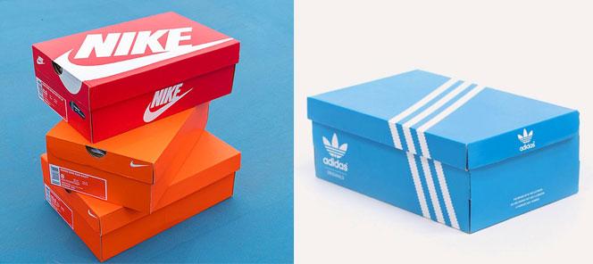 thiết kế hộp giày