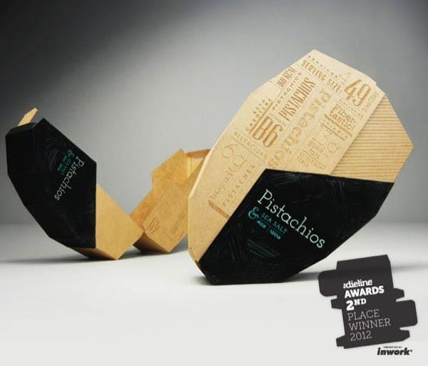 thiết kế bao bì giấy độc đáo
